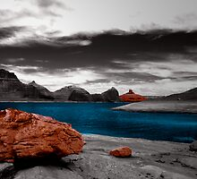 Lake Powell--Select Color by Tom Fant