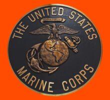 US Marine Corp T-Shirt Kids Clothes