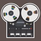 Reel to reel by Justin Minns