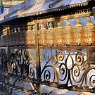 Prayer Wheels by Harry Oldmeadow