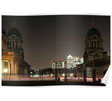 London Nights, London Lights Poster