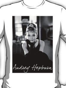 Audrey Hepburn (signed) T-Shirt