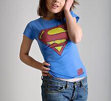 Super Woman! by Andrew Jones