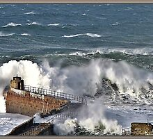 """ The result of force 10 gales"" by mrcoradour"