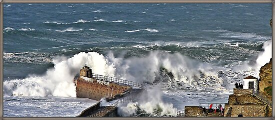 """"""" The result of force 10 gales"""" by mrcoradour"""