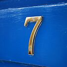Number 7 by Claire Elford