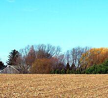 Harvest Ends by nastruck