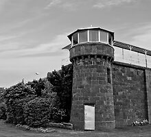 Pentridge Guard Tower by Steven  Agius
