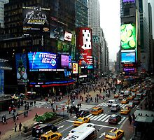 Times Square by Revive The Light Photography