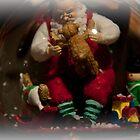 Santa's Workshop by David Petranker