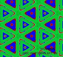(  BRAHMAN ) ERIC WHITEMAN   ART by eric  whiteman