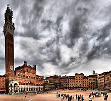 Piazza del Campo by andreisky