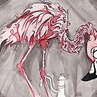 Flamingo by chriszenga