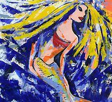 Little Mermaid by Anthea  Slade