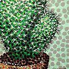 Cactus 2 by Alan Hogan