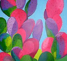 happy cactus by louma Rabah