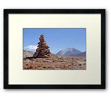 Altiplano Dreaming - Bolivia Framed Print