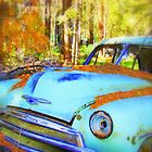 Sunday Drive - Forgotten Beauties Collection  by Monica DeShaw