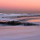 Merewether Beach Sunset - Australia by Matt  Streatfeild