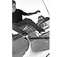 Air Jordans Photographic Print