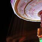 Paris lighted carousel by Sébastien FERRAND
