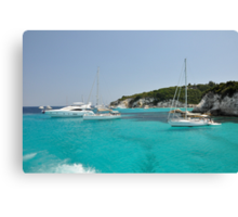 nice sea Canvas Print