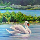 Swan Lake by Gayle Utter