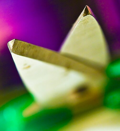 Blades by Paul Grinzi
