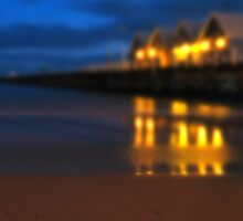 Busselton Footsteps by blueeyesjus