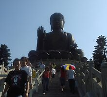 BIG BUDDHA HONG KONG by LENNOXLISTNER
