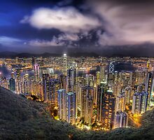 HONG KONG by LENNOXLISTNER
