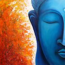 Passion Buddha by Gayle Etcheverry
