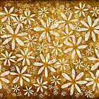 1001 daisies gold by 1001cards