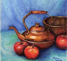 still life  by sneha