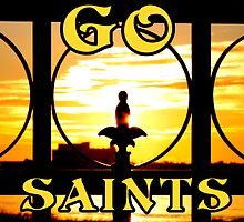 Go SAINTS by Kevin McLeod