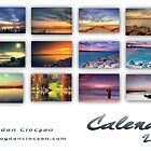 Calendar 2010 Waterscapes by Bogdan Ciocsan