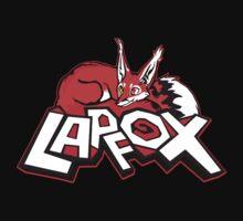 Lapfox Logo by psurg