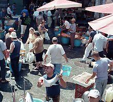 Catania Fish Market by rorycobbe