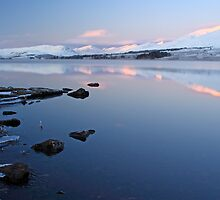 Loch tulla sunrise by Photo Scotland