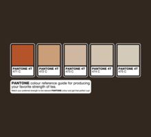 PANTONE 4 TEA (4T) by Naf4d