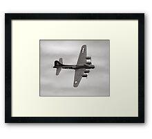 "B-17G ""Thunderbird"" Framed Print"