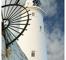 St Mary's Lighthouse by cazjeff1958