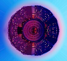 Urban little planet 2 by Explosive