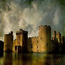 Bodiam Castle by Lydia Marano