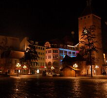 Marktplace from Nuernberg by trainmaniac