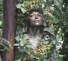 Fern woman by Samantha Harmon-Smith