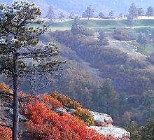 Daniels Park   Sanctuary Golf Course  Colorado by gtowns