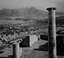 Solunto (Soluntum), Sicily, Italy by Igor Pozdnyakov