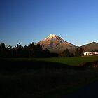 Mt. Egmont / Mt. Taranaki by Benjamin Othman Hultengren