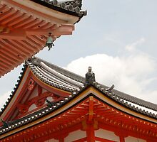 Japanese Shrines & Temples by jojobob